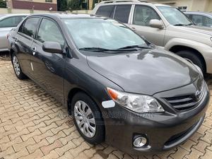 Toyota Corolla 2013 Gray | Cars for sale in Kaduna State, Kaduna / Kaduna State