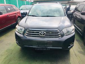 Toyota Highlander 2009 Gray | Cars for sale in Lagos State, Ogba