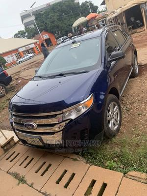 Ford Edge 2012 Blue   Cars for sale in Plateau State, Jos