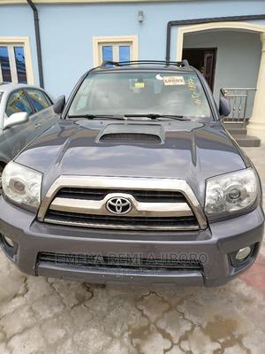 Toyota 4-Runner 2006 Sport Edition 4x4 V6 Gray   Cars for sale in Lagos State, Ojo