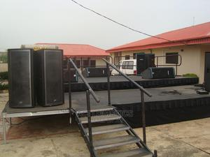 Stage Audio Equipment for Hire   DJ & Entertainment Services for sale in Lagos State, Lekki