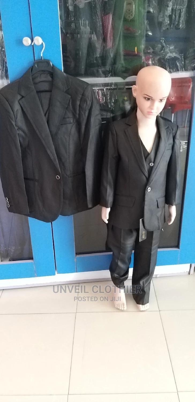 Boys Graduation Ceremony Good Quality Suit- Sales Price 9500