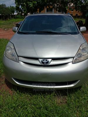 Toyota Sienna 2006 LE AWD Silver | Cars for sale in Delta State, Ika South
