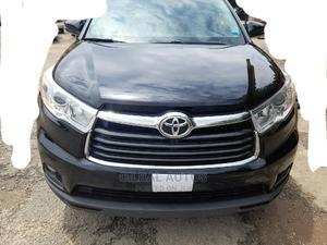 Toyota Highlander 2014 Black | Cars for sale in Abuja (FCT) State, Garki 2