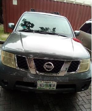 Nissan Pathfinder 2005 SE 4x4 Gray | Cars for sale in Lagos State, Ikeja