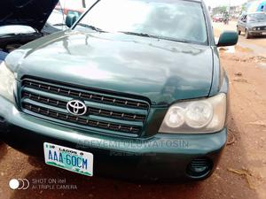 Toyota Highlander 2004 Base FWD Green | Cars for sale in Oyo State, Ibadan