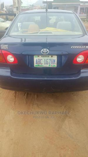 Toyota Corolla 2004 Blue | Cars for sale in Abuja (FCT) State, Zuba