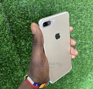 Apple iPhone 7 Plus 32 GB Gold   Mobile Phones for sale in Enugu State, Enugu