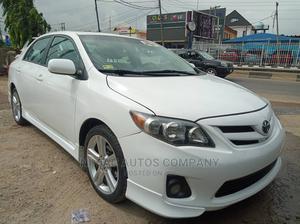 Toyota Corolla 2013 White | Cars for sale in Lagos State, Ojodu