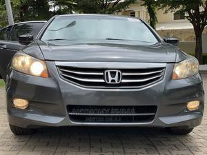 Honda Accord 2011 Sedan EX Gray   Cars for sale in Abuja (FCT) State, Wuse