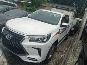 New Toyota Hilux 2017 White   Cars for sale in Abuja (FCT) State, Garki 2