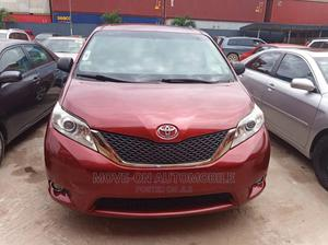 Toyota Sienna 2011 LE 8 Passenger Red | Cars for sale in Lagos State, Amuwo-Odofin