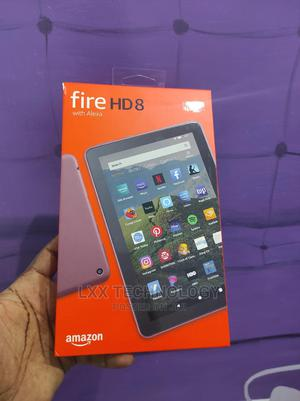 New Amazon Fire HD 8 (2020) 32 GB Black | Tablets for sale in Lagos State, Ikeja