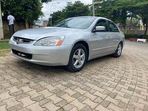 Honda Accord 2004 Sedan EX Silver | Cars for sale in Abuja (FCT) State, Jabi