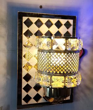 Gold Crystal Wall Bracket Light | Home Accessories for sale in Abuja (FCT) State, Kubwa