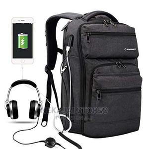Poruary 15.6 Business Laptop Bag With Usb Charging Support | Computer Accessories  for sale in Lagos State, Surulere