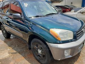 Toyota RAV4 2002 Green | Cars for sale in Lagos State, Ikeja