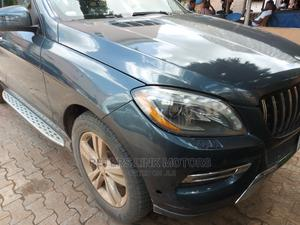 Mercedes-Benz M Class 2012 ML 350 4Matic Gray | Cars for sale in Delta State, Oshimili South
