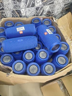 JBL Charge 3 Waterproof Portable Bluetooth Speaker   Audio & Music Equipment for sale in Lagos State, Ikeja
