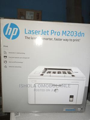HP Laserjet M203dn | Printers & Scanners for sale in Niger State, Minna