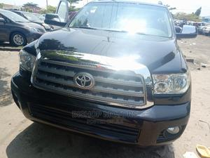 Toyota Sequoia 2016 Black | Cars for sale in Lagos State, Amuwo-Odofin