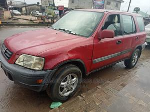 Honda CR-V 2002 Red | Cars for sale in Rivers State, Obio-Akpor
