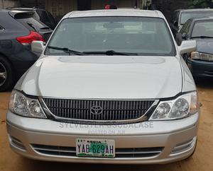 Toyota Avalon 2003 XLS W/ Bucket Seats Gray | Cars for sale in Rivers State, Obio-Akpor