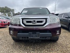 Honda Pilot 2010 Red   Cars for sale in Abuja (FCT) State, Gwarinpa