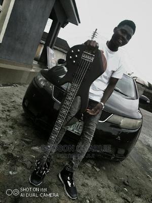 Clean 5 Strings Watson Bass Guitar   Musical Instruments & Gear for sale in Rivers State, Obio-Akpor