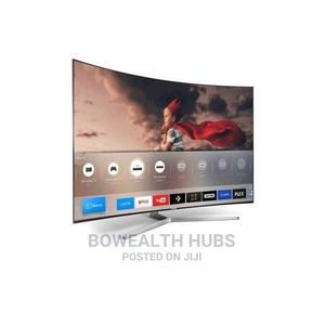 """Polystar SMART Curved TV 43 """"   TV & DVD Equipment for sale in Lagos State, Ikeja"""