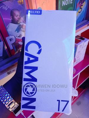New Tecno Camon 17 128 GB Gray | Mobile Phones for sale in Edo State, Benin City