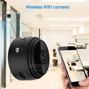 Mini Wireless A9 Camera Home Security Surveillance Camera   Security & Surveillance for sale in Lagos State, Ikeja