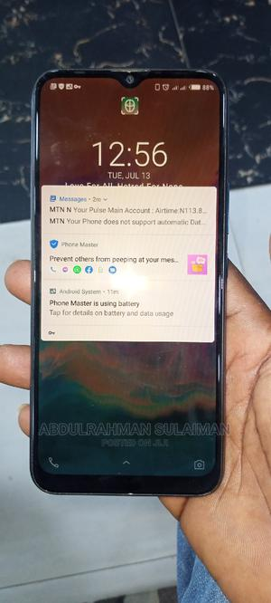 Infinix Hot 8 Lite 32 GB Blue | Mobile Phones for sale in Oyo State, Ibadan