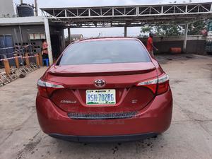 Toyota Corolla 2014 Red | Cars for sale in Abuja (FCT) State, Garki 2