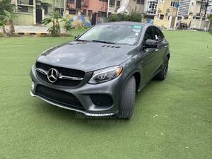 Mercedes-Benz GLE-Class 2017 Gray | Cars for sale in Lagos State, Ojodu