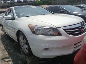 Honda Accord 2010 White | Cars for sale in Lagos State, Apapa