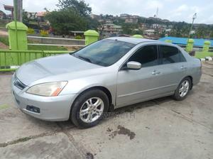 Honda Accord 2006 2.4 Type S Automatic Silver | Cars for sale in Lagos State, Mushin