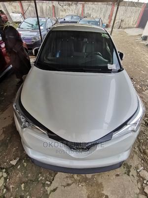 Toyota C-HR 2018 White | Cars for sale in Lagos State, Amuwo-Odofin