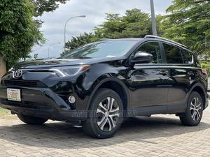 Toyota RAV4 2016 LE FWD (2.5L 4cyl 6A) Black | Cars for sale in Abuja (FCT) State, Wuse