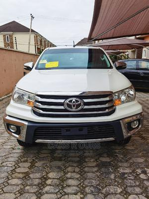 Toyota Hilux 2017 TRD White 4x4 White   Cars for sale in Lagos State, Lekki
