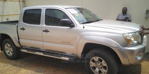 Toyota Tacoma 2007 Silver   Cars for sale in Lagos State, Ogba