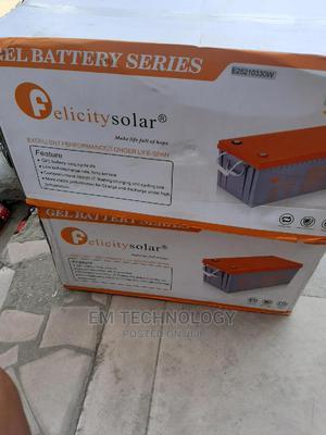 Felicity 200ah Battery | Solar Energy for sale in Lagos State, Ojo