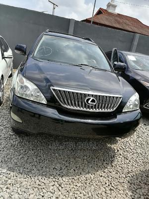 Lexus RX 2006 330 Black | Cars for sale in Lagos State, Ogba