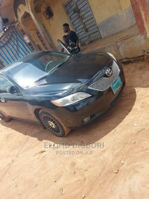 Toyota Camry 2008 Black | Cars for sale in Delta State, Ethiope East