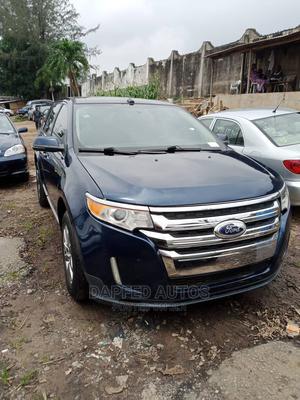 Ford Edge 2012 Blue | Cars for sale in Lagos State, Ifako-Ijaiye