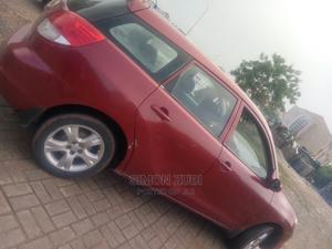 Toyota Matrix 2004 Red | Cars for sale in Abuja (FCT) State, Jabi