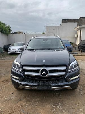 Mercedes-Benz GL Class 2013 GL 450 Gray | Cars for sale in Lagos State, Ikeja