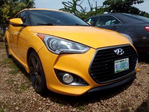 Hyundai Veloster 2012 Automatic Yellow | Cars for sale in Kaduna State, Kaduna / Kaduna State