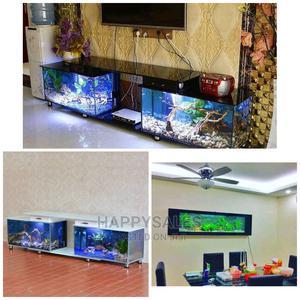 TV Stand Aquarium | Pet's Accessories for sale in Lagos State, Lagos Island (Eko)
