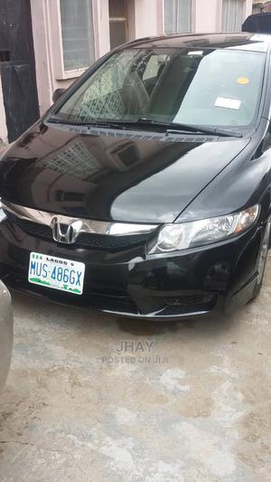 Honda Civic 2009 1.8 DX Black   Cars for sale in Lagos State, Oshodi